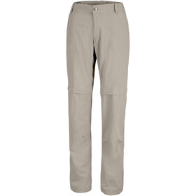 Columbia Silver Ridge 2.0 Convertible Broek Dames, tusk